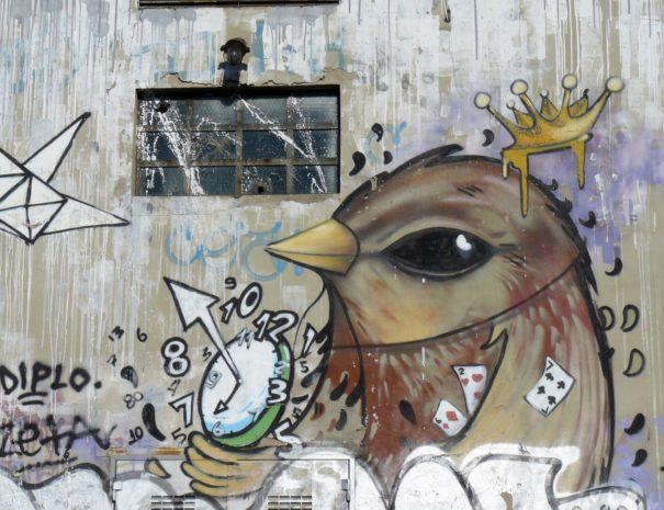 Deco street art